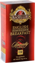 BASILUR HERBATA ENGLISH BREAKFAST 25 TOREBEK