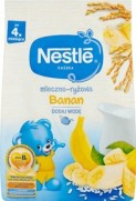 NESTLE KASZKA ML-RYŻ Z BANANAMI 230G
