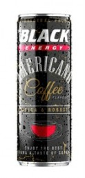 BLACK AMERICANO COFFEE 250ML