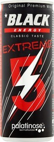 BLACK ENERGY EXTREME 250ML